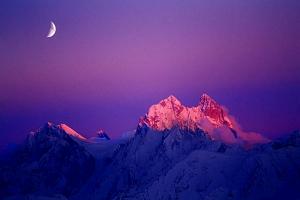 Киевские альпинисты совершили восхождение на кавказскую гору Ушба (4710м) по маршруту 5Б категории трудности