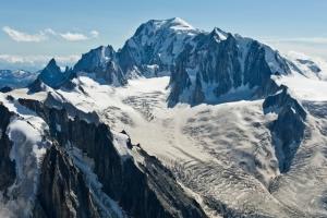 За минувшую неделю на Монблане погибли два альпиниста