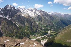 С января по июль 2017 года в горах Кабардино-Балкарии 17 человек погибли, еще четыре пропали без вести