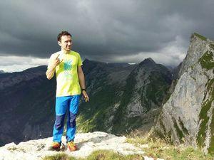 В горах Швейцарии при выполнении прыжка погиб российский бейсджампер