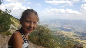 9-летняя девочка из Польши установила национальный рекорд в скалолазании, пройдя сложность 8а