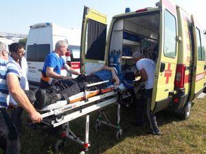 Состояние пострадавших в горах Северной Осетии украинских туристов остается тяжелым