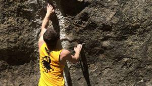 Олег Игнацик: «На скалах Довбуша я разрабатываю свой, особый маршрут. Его еще никто никогда не проходил
