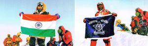Индийских полицейских уволили за ложь о покорении Эвереста