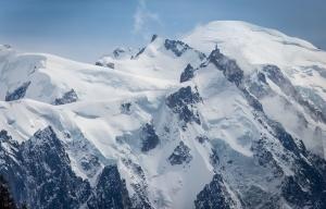 На Монблане пропал без вести альпинист из Японии