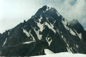 Крымские альпинисты погибли в Северной Осетии при восхождении на вершину Адай-Хох
