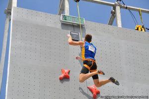 Украинские скалолазы – феноменальны: побеждают без инфраструктуры