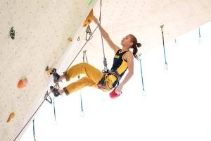 15 украинских скалолазов выступят на этапе молодежного Кубка Европы по скалолазанию в Австрии