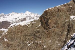 скальные маршруты горы Риффельхорн