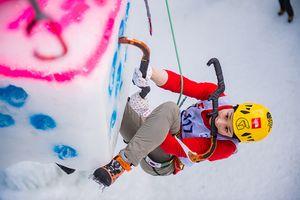 Календарь международных соревнований по ледолазанию на 2018 год