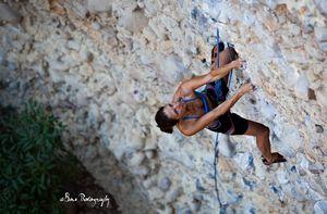 Маргарита Мартинез: 58-летняя рекордсменка мира по скалолазанию