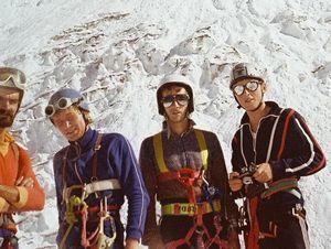 Край. История тяжелейшего испытания для альпинистов - спуске с восьмитысячника Лхоцзе в 1990 году