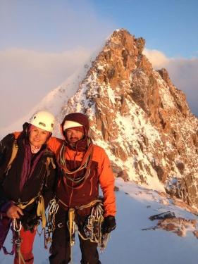 Киевские альпинисты в горах Киргизии: о восхождениях и сборах