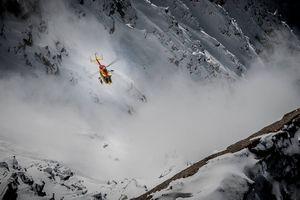 При восхождении на Монблан погиб альпинист из Италии