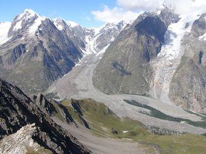 На Монблане обнаружили тела трёх погибших более 20 лет назад альпинистов