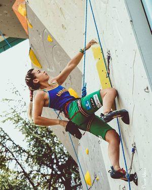 Этап Кубка Мира по скалолазанию в Арко: украинская команды в полуфинале