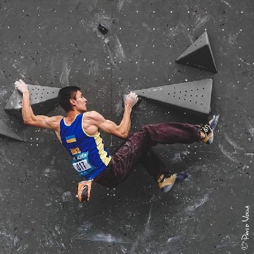 Сергей Топишко (Киев/Луганск) на этапе Кубка Мира 2017 в Мюнхене