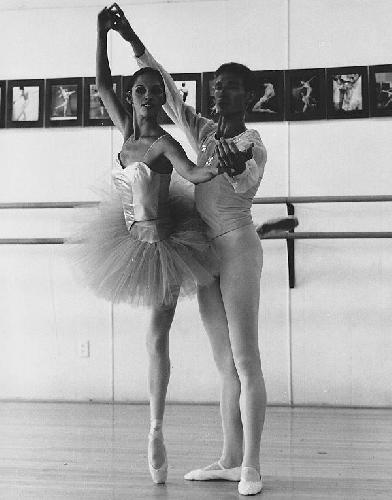 Маргарита Мартинез (Margarita Martinez) - балерина