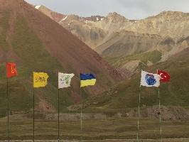 Lenin Peak SkyMarathon 2017. Завершение акклиматизации