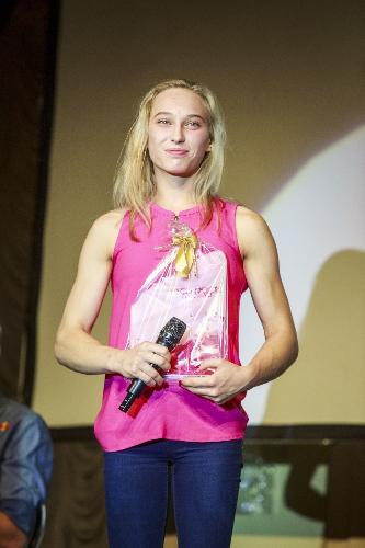 Янья Гарнбрет (Janja Garnbret)