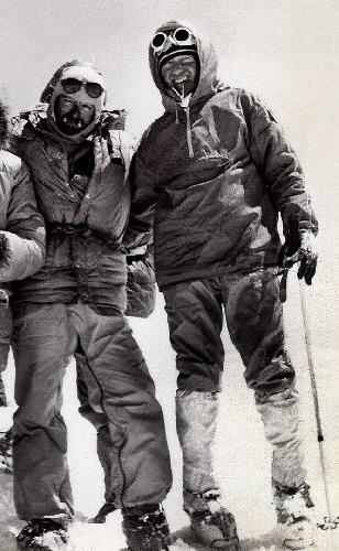 Владимир Каратаев с Михаилом Туркевичем, Восточная Победа, 1988