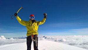 Австралийский альпинист намерен установить рекорд скорости восхождения на «Семи вершинах»