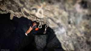 Канадский альпинист открыл первый в мире драйтулинговый маршрут сложности D16