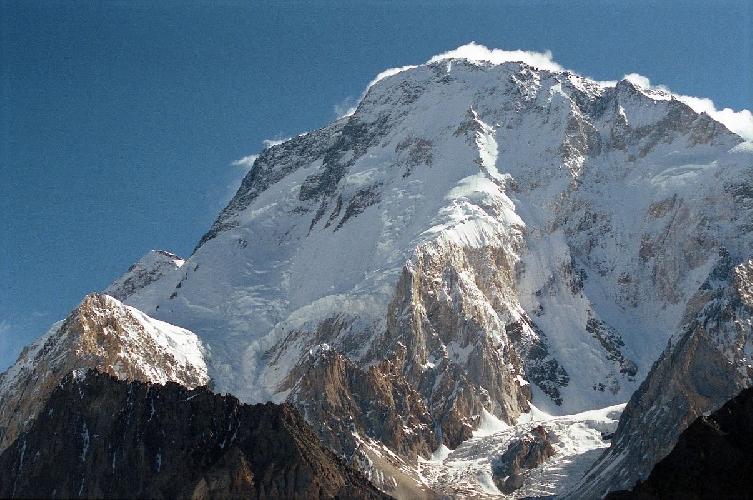 Броуд Пик (Broad Peak) высотой 8051 м