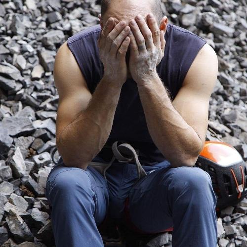Гордон МакАртур (Gordon McArthur) после прохождения маршрута Storm Giant
