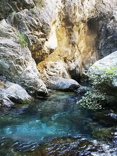 Tripi river