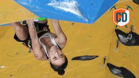 Лучшие моменты этапа Кубка Мира по скалолазанию в Арко