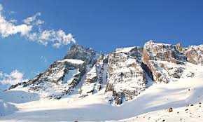 Польский маршрут в Чили на вершину четырёхтысячника Серро Аренас