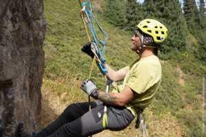 Парсел-пруссик — удобная и безопасная самостраховка для альпиниста