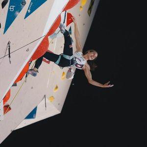 Молодежный Чемпиона Мира по скалолазанию: испытание Олимпийской системы