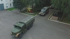 Российские военные заедут на вершину Эльбруса на броневиках