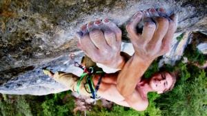 Работа рук в скалолазании