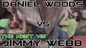 Дэниель Вудс против Джимми Веба: сравнение стилей лазания в боулдеринге
