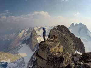 Новый маршрут на вершину канадской горы Багбу Спайр