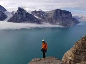 Американские альпинисты открывают первый маршрут на неизведанной ранее части Баффиновой Земли