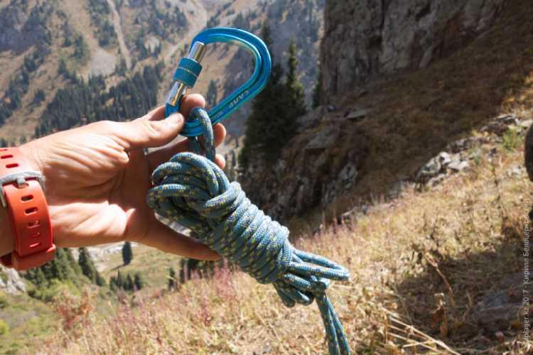 Корделета — репшнур длиной 5 метров