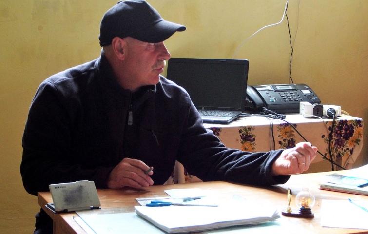 Євген Гашпарович, командир ясінського рятувального пункту, починав як тренер гірських лиж і уже 15 років працює рятувальником. Фото автора