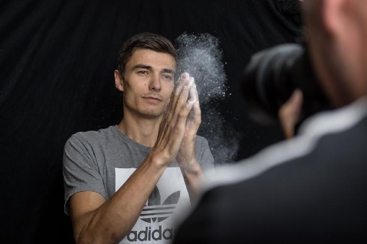 Сергей Топишко на Adidas Rockstar 2017