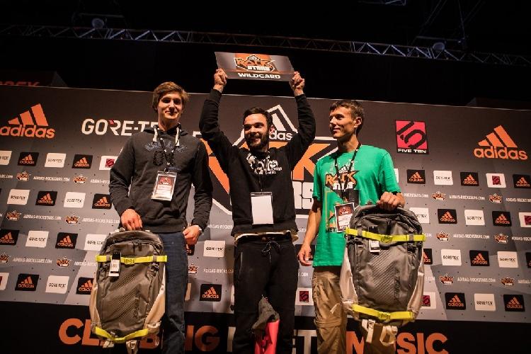 Евгений Ткаченко - бронзовый призер GORE-TEX Be a Rockstar 2017