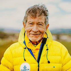 Попытка восхождения 78-летнего Карлоса Сория на восьмитысячник Дхаулагири прервалась у самой вершины
