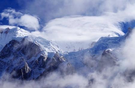 Два украинских альпиниста поднялись на восьмитысячник Манаслу!