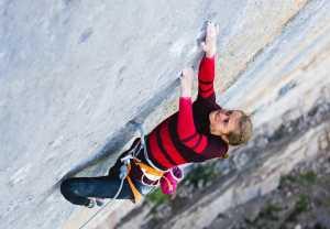 Американка Марго Хейс стала первой в мире женщиной, которая прошла скалолазную сложность 9а+ дважды!