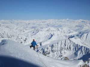 Альпинисты из Литвы и Германии открыли на Аляске новые горные горные вершины