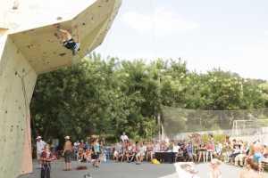 Семьдесят лет - для скалолазания далеко не предел: в Одессе прошел Чемпионат Украины по скалолазанию среди ветеранов