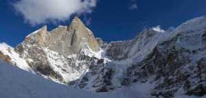 Попытка первопрохождения северо-западной стены Киштвар в Индийских Гималаях: стартовала швейцарско-немецкая экспедиция