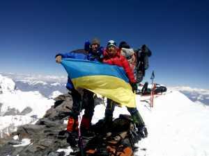 Киевлянин Сергей Кривошеев в свои 54 года поднялся на два семитысячника